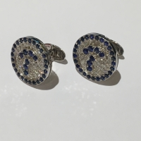 Client's Custom Cufflinks