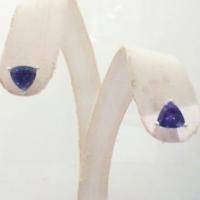 Custom Tanzanite Studs