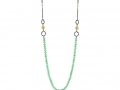 Arman Chrysoprase Necklace