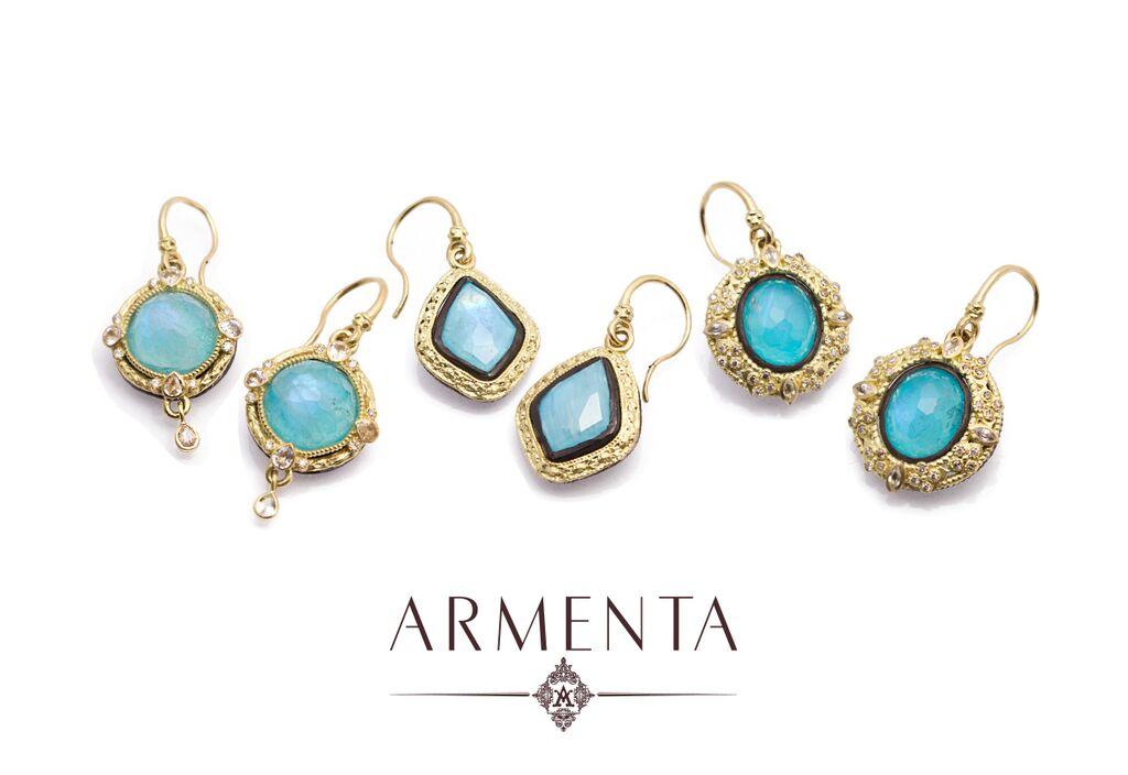 Armenta Earrings