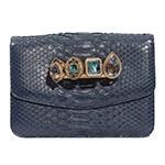 Armenta Python Bolsavita Handbag