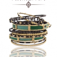 Armenta Mosaic and Old World Bangles