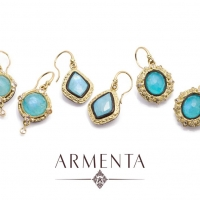 Armenta Earrings