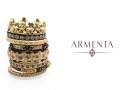 Armenta Stack Rings