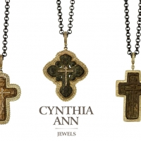 Cynthia Ann Ancient Crosses
