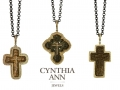 Cynthia Ann Ancient Crosses