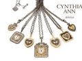 Cynthia Ann Ancient Love Lockets and Vintage Padlock Hearts