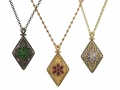 Cynthia Ann Vintage Hidden Treasure Lockets