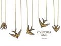 Cynthia Ann Ancient Swallow Necklaces