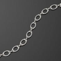 Fred Leighton Petite Diamond Tennis Bracelet