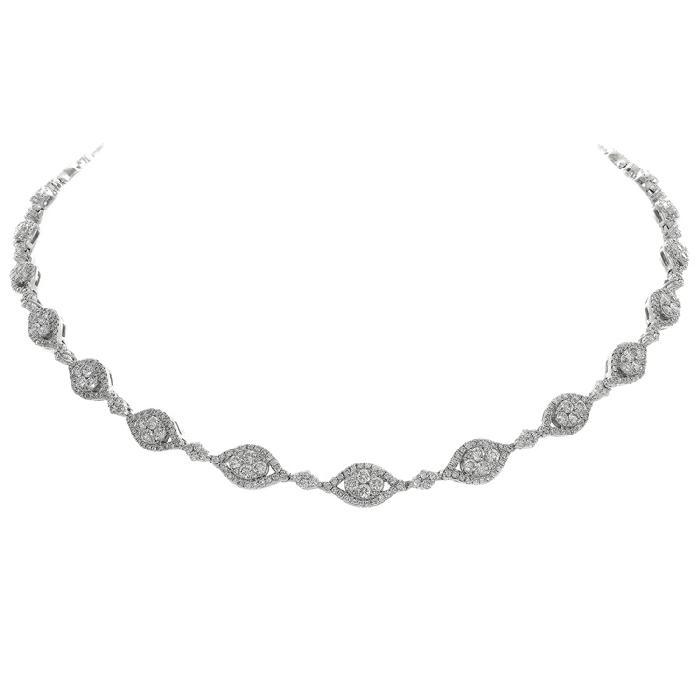 Gregg Ruth Diamond Necklace
