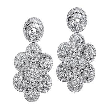 Gregg Ruth Diamond Earrings
