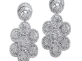 Gregg Ruth Diamond Earrings