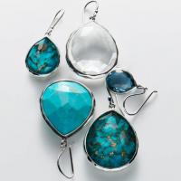 Ippolita Sterling Silver Rock Candy Earrings
