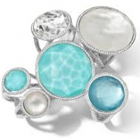 Ippolita Sterling Silver Lollipop Rings
