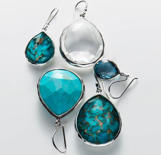 Ippolita Sterling Silver Rock Candy Earrings