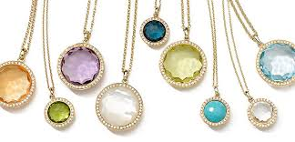 Ippolita Lollipop Pendants