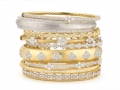 Jude Frances Bangle Stack