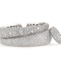 Kwiat Diamond Bracelets and Ring