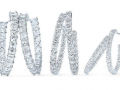 Kwiat Diamond Hoops