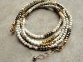 Laura J Finery Wrap Bracelets or Necklace