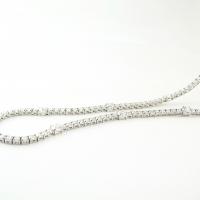 Norman Covan Diamond Necklace