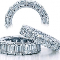 Norman Silverman Diamond Bands
