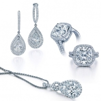 Norman Silverman Diamonds Jewelry