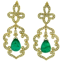 Paula Crevoshay Earrings