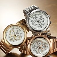 Philip Stein Classic Round Chronograph Watch Collection