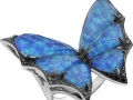 Stephen Webster Fly By Night Cocktail Ring in Black Opal Crystal Haze