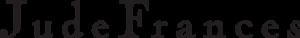 JudeFrances_NewBlack_logo