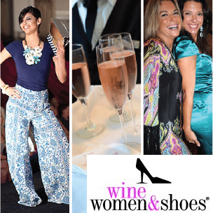 Wine Women and Shoes April Event