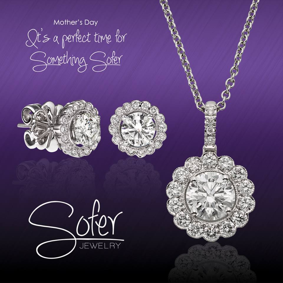Give Mom something Sofer this Mother's Day!
