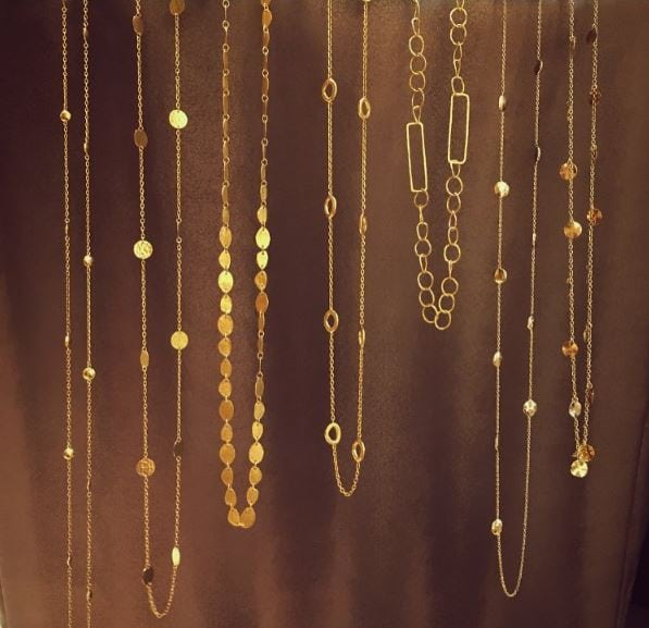 Pick of the Week- Gold Chains